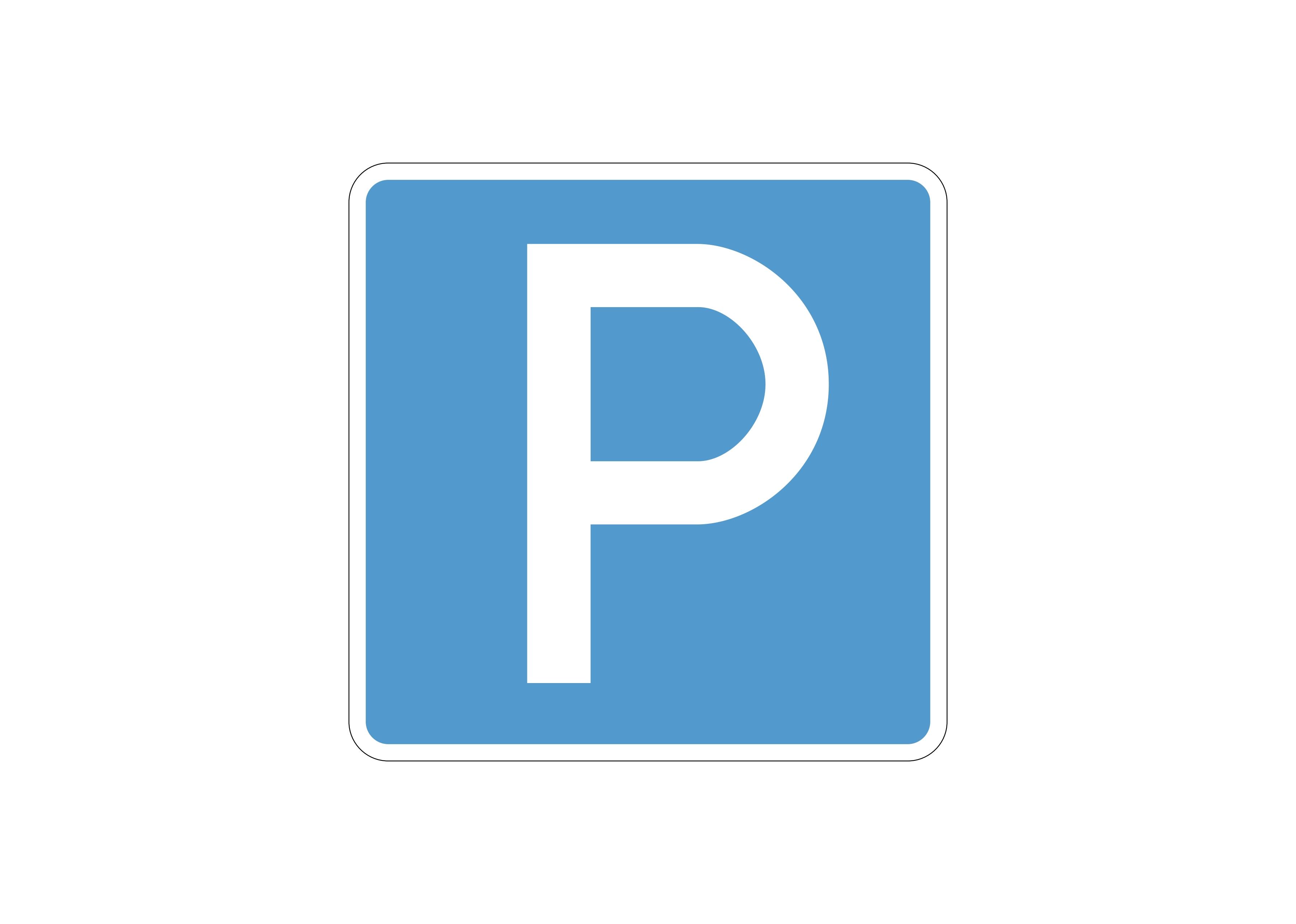 картинки знак автостоянка